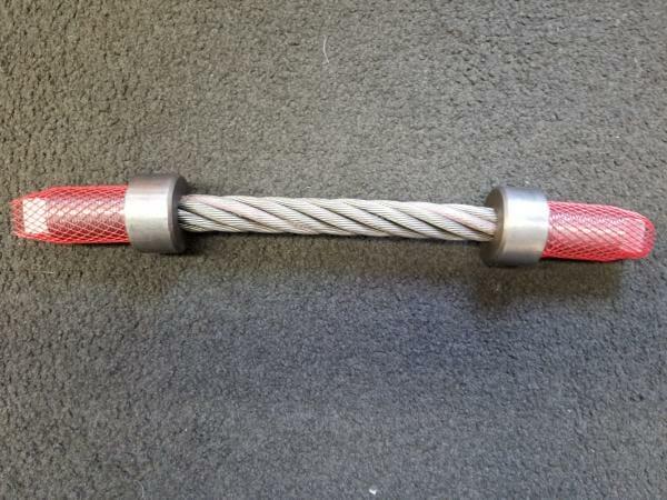 Tolhurst Basket Support Cables